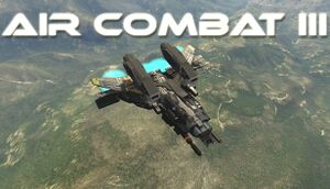 Air Combat III cover