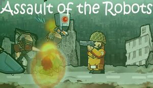 Assault of the Robots cover