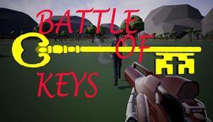 Battle of Keys cover