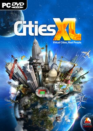 Cities XL cover