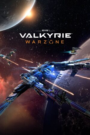 EVE: Valkyrie - Warzone cover