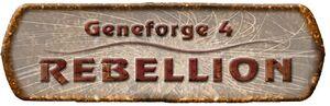 Geneforge 4: Rebellion cover