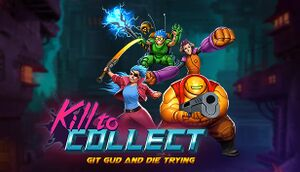 Kill to Collect cover