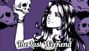 The Last Weekend cover