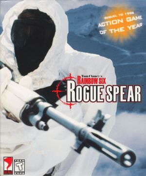 Tom Clancy's Rainbow Six: Rogue Spear cover