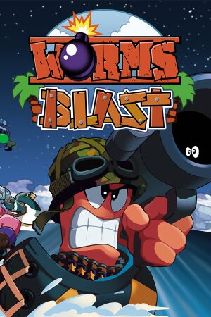 Worms Blast cover