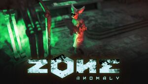 Zone Anomaly cover