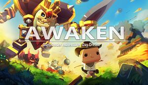 Awaken: Gunpowder Adventurer Day.Dream cover