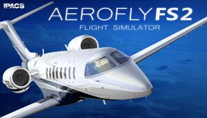 Aerofly FS 2 Flight Simulator cover