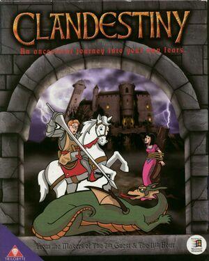 Clandestiny cover