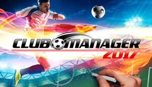 Club Manager 2017 cover