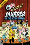Detective Case and Clown Bot in Murder in the Hotel Lisbon cover.jpg