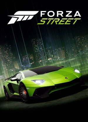 Forza Street cover