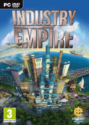 Industry Empire cover