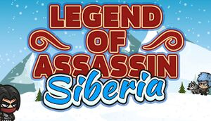 Legend of Assassin: Siberia cover