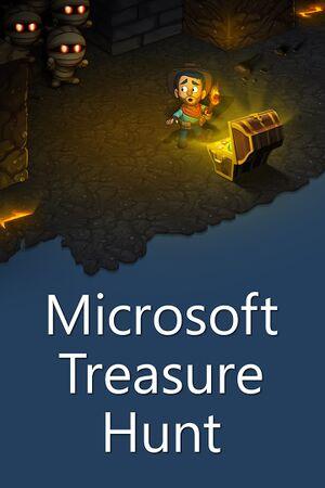 Microsoft Treasure Hunt cover