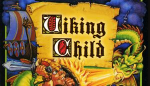 Prophecy I: The Viking Child cover