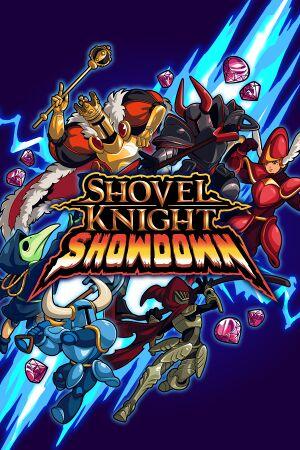 Shovel Knight Showdown cover