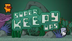 Super Keepy Ups cover