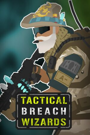 Tactical Breach Wizards cover