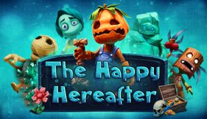 The Happy Hereafter cover