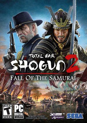 Total War: Shogun 2 - Fall of the Samurai cover