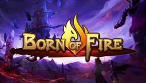 Born of Fire cover