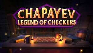 Chapayev: Legend of Checkers cover