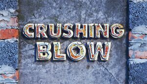 Crushing Blow cover