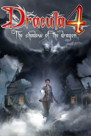 Dracula 4: The Shadow of the Dragon cover