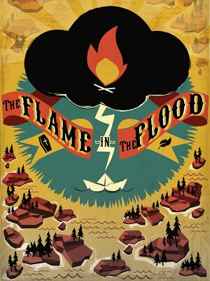 The Flame in the Flood cover