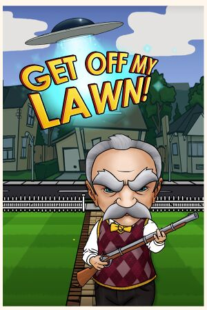 Get Off My Lawn! cover