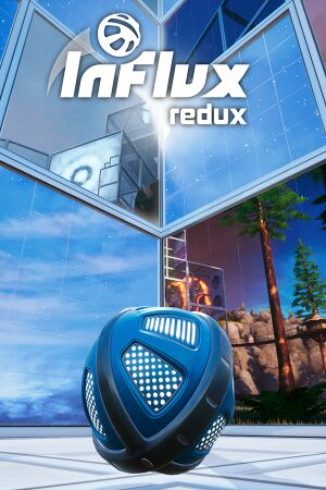 InFlux Redux cover