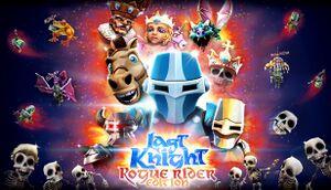 Last Knight: Rogue Rider Edition cover