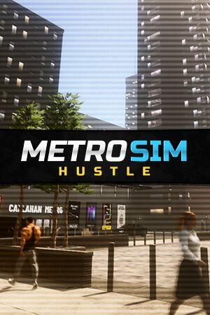 Metro Sim Hustle cover