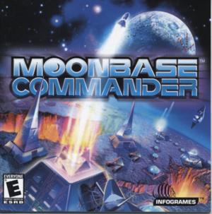 Moonbase Commander cover