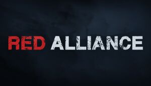 Red Alliance cover