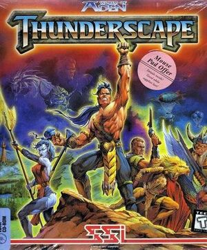 Thunderscape cover