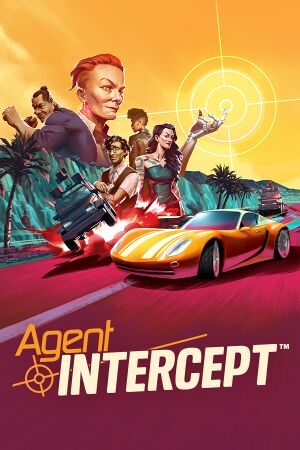 Agent Intercept cover