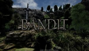 Bandit the game cover