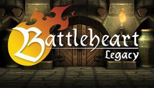 Battleheart Legacy cover