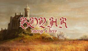 Boyar cover