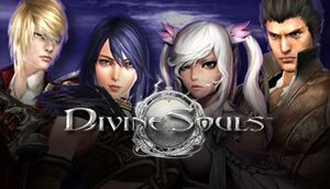 Divine Souls cover