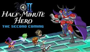 Half-Minute Hero: The Second Coming cover