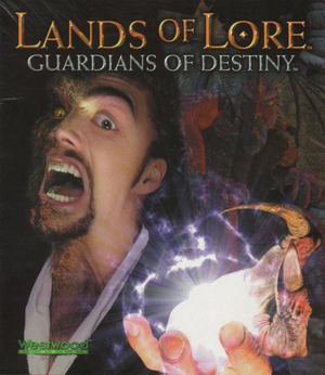 Lands of Lore: Guardians of Destiny cover