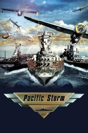 Pacific Storm cover