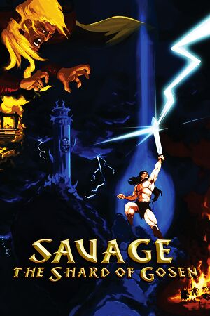 Savage: The Shard of Gosen cover