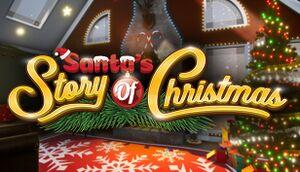 Santa's Story of Christmas cover