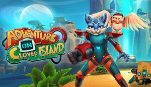 Skylar & Plux: Adventure On Clover Island cover
