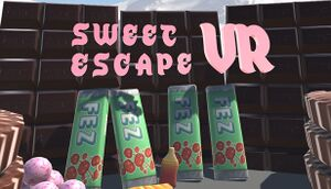 Sweet Escape VR cover